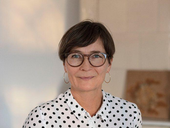 Rektor for KADK, Lene Dammand Lund. Foto: Laura Stamer.