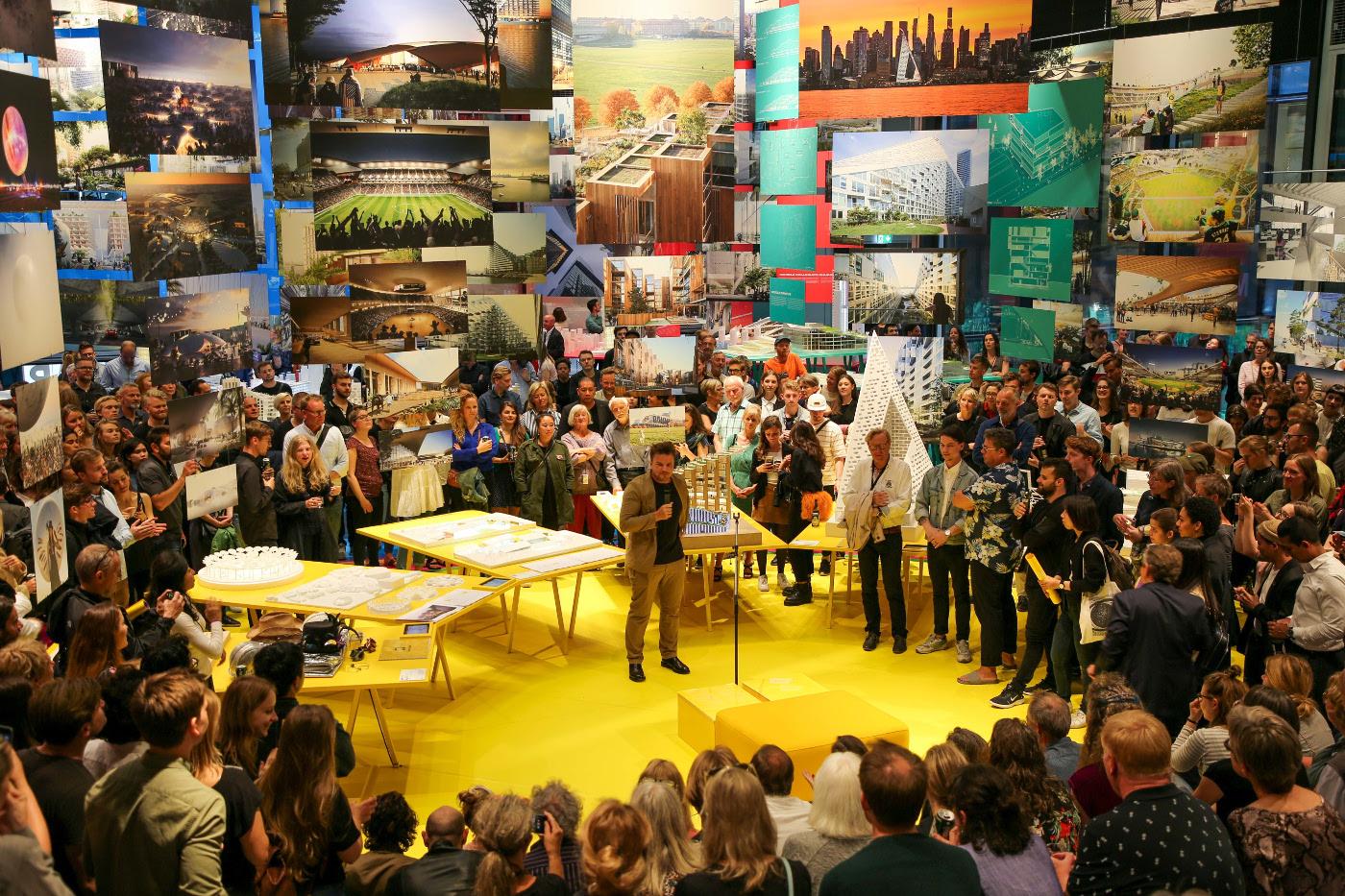 Over 170.000 har besøgt Dansk Arkitektur Center i 2019.