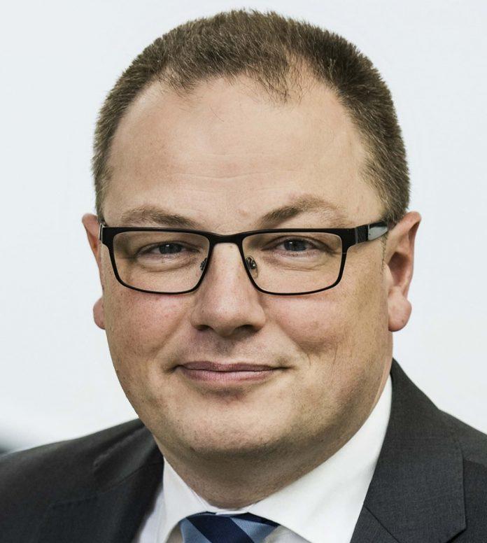 Dansk direktør i Siemens Smart Infrastructure Jesper Skou.
