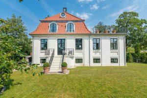 Huset Richelieus Alle. Foto: Home Charlottenlund – Klampenborg.