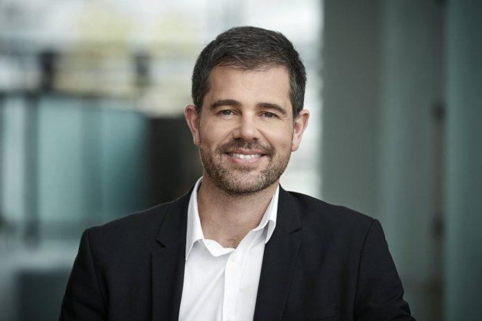 Kommunikationschef i Nybolig, Thomas Hovgaard.