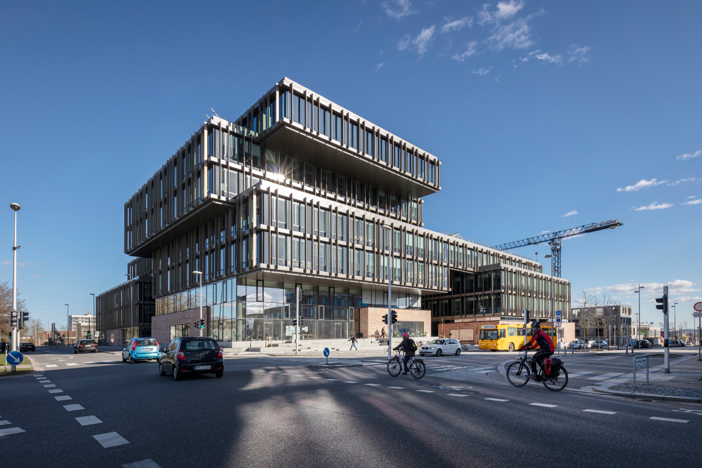 Kontorhuset Blixens er Årets Erhvervsbyggeri 2019