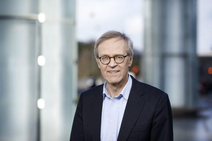 Direktør i Dansk Byggeri, Michael H. Nielsen. Foto: Ricky John Molloy.