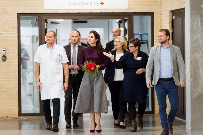 Nyt akutcenter i Viborg indviet.