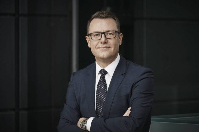 Peter J. Mattsen, direktør i Nybolig.