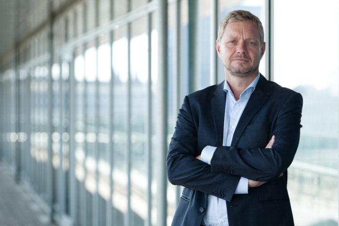Administrerende direktør i AP Ejendomme, Peter Olsson. Foto: PR.