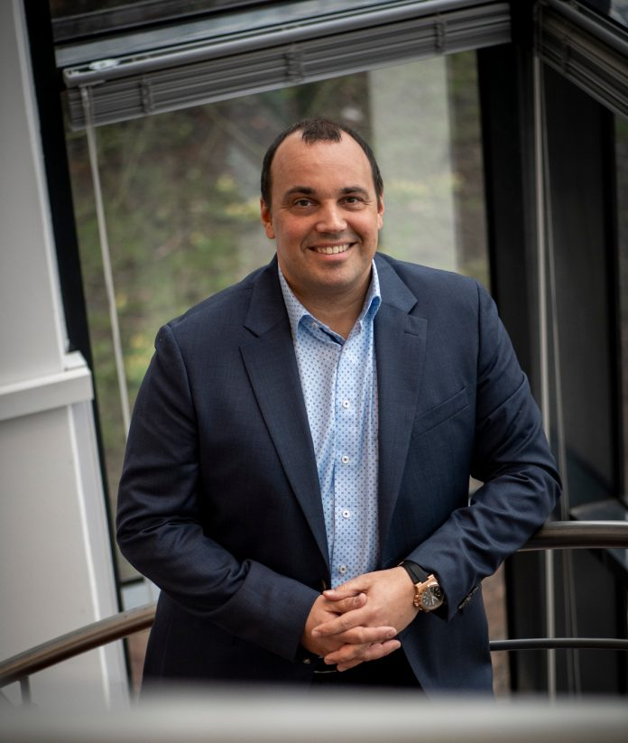 Thomas Jacobsen, markedschef i RealMæglerne og BoligOne. Foto: PR.