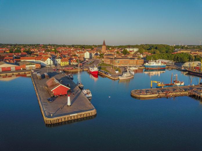 Multitek og ny havneplads i Assens udbudt i åben prækvalifikation. Foto: PR.