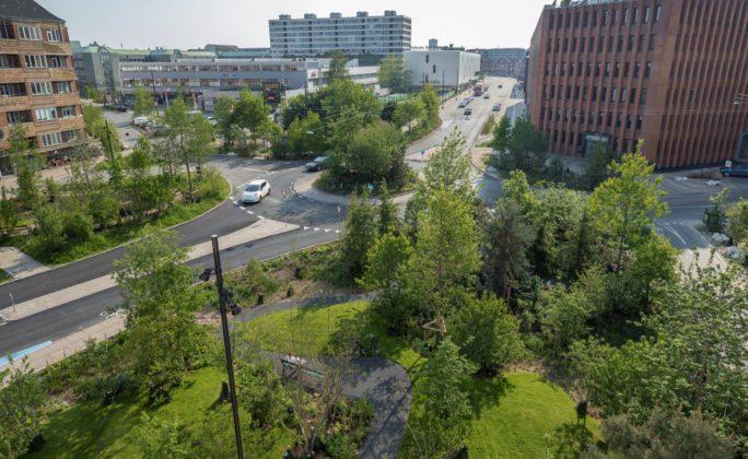 Skt. Kjelds Plads. Foto: SLA og Mikkel Eye.