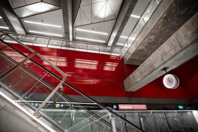 Züblin og Hochtief er klar til at aflevere metro til Nordhavn. Foto: PR.