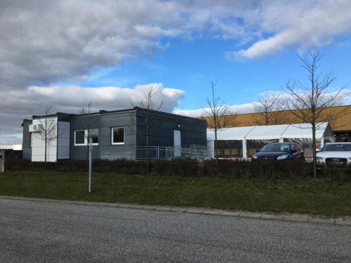 Adapteo har leveret modulløsninger til Aabenraa Sygehus. Foto: PR.