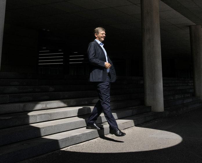 Administrerende direktør i EjendomDanmark, Jannick Nytoft. Foto: PR.
