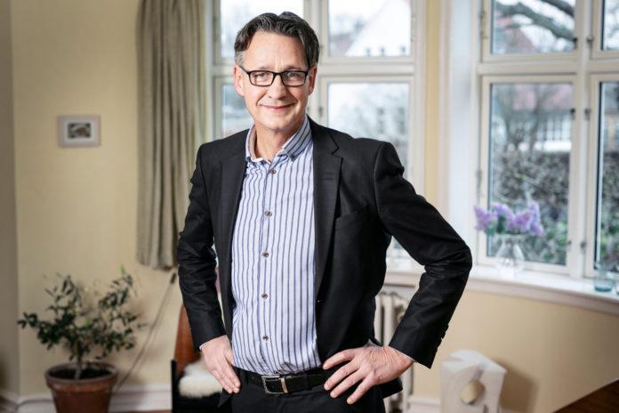 Preben Merrild Angelo, administrerende direktør i RealMæglerne. Foto: Gregers Kirdorf.