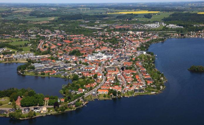 Skanderborg. Foto: Skanderborg Kommune.