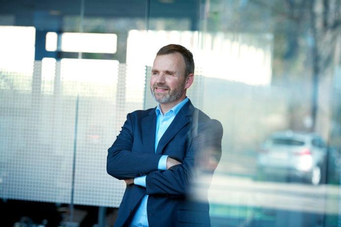 Administrerende direktør i Newsec, Thomas Kempf.