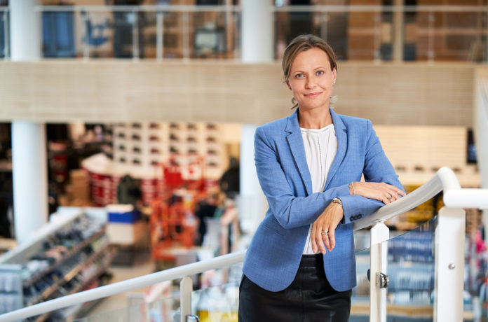 Britta K. Stenholt, administrerende direktør for Stark Danmark. Foto: PR.