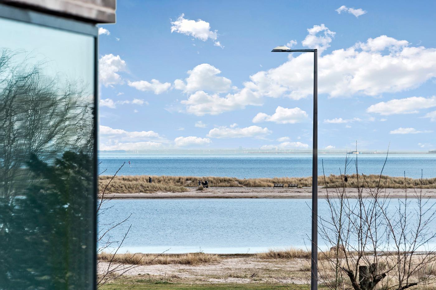 EDC skyder gang udlejning af nye lejligheder ved Amager Strand. Foto: PR.