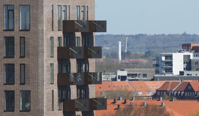 Lejlighed med altan i Aalborg. Arkivfoto.