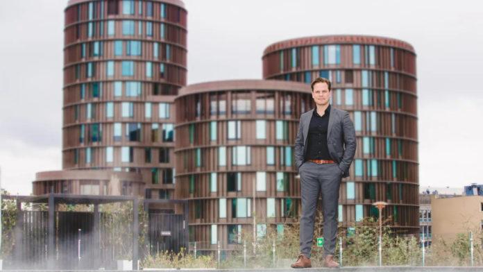 Administrerende direktør i Apcoa Parking i Danmark, Michael Christensen.