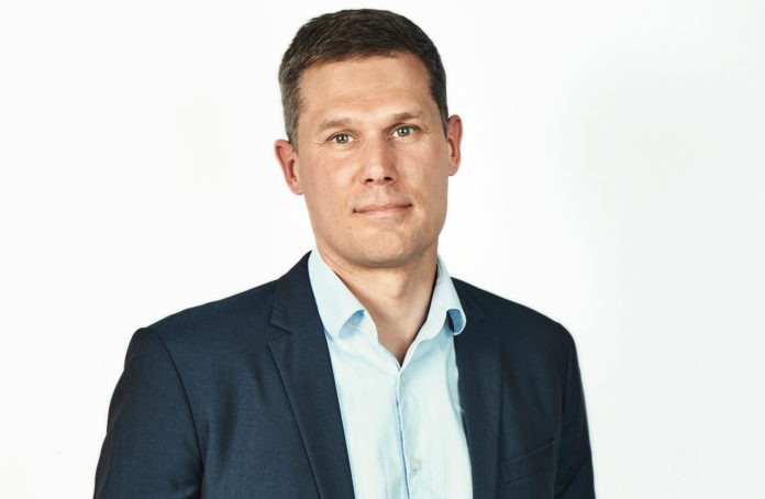Troels Blicher Danielsen, administrerende direktør i Tekniq Arbejdsgiverne.