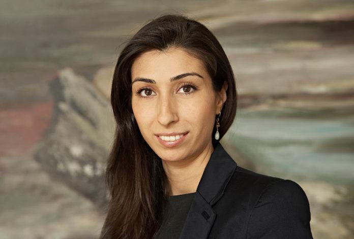 Elnaz Ehsani, klima- og bæredygtighedschef i Bygma.