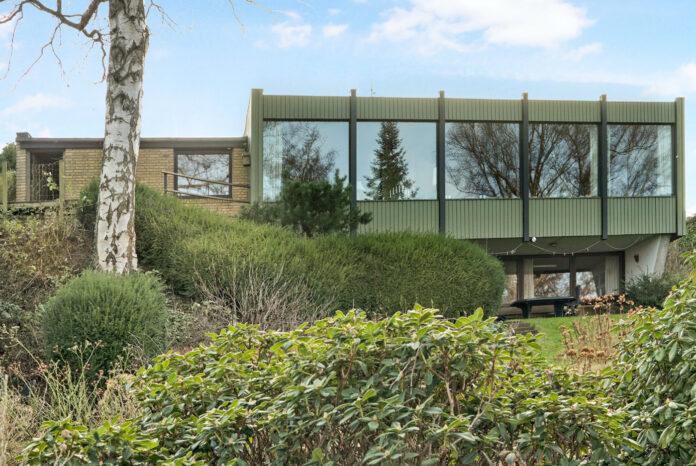 Anders Lund Madsen køber villa i Lyngby for 14 millioner kroner. Foto: RobinHus City, Gentofte & Lyngby-Taarbæk.