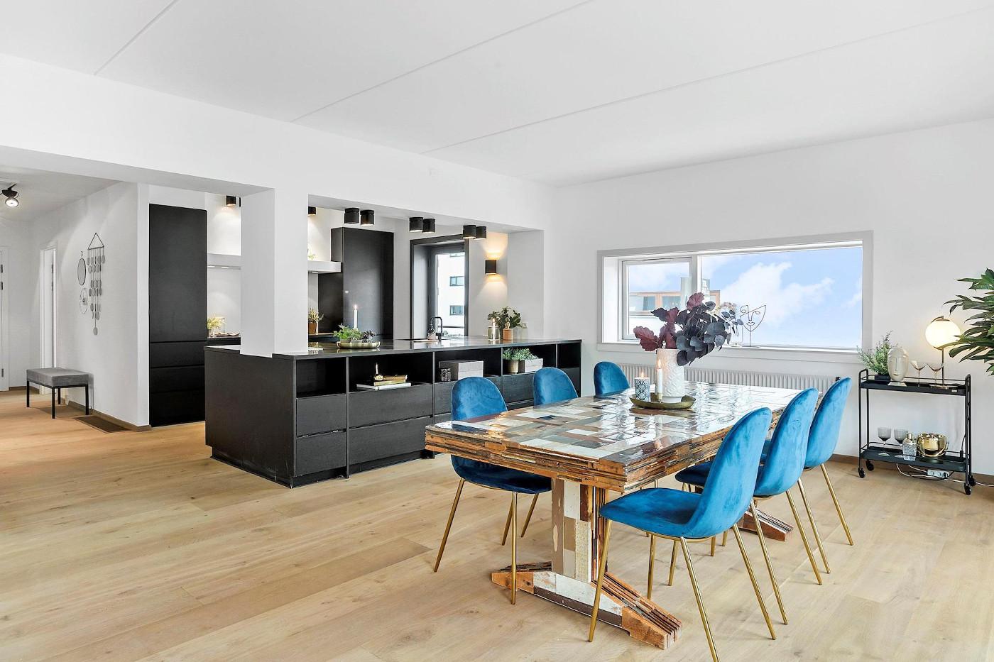 Christian Poulsen solgte sin lejlighed i København her i december 2020 for 12,8 millioner kroner. Foto: Siesbye Kapsch.