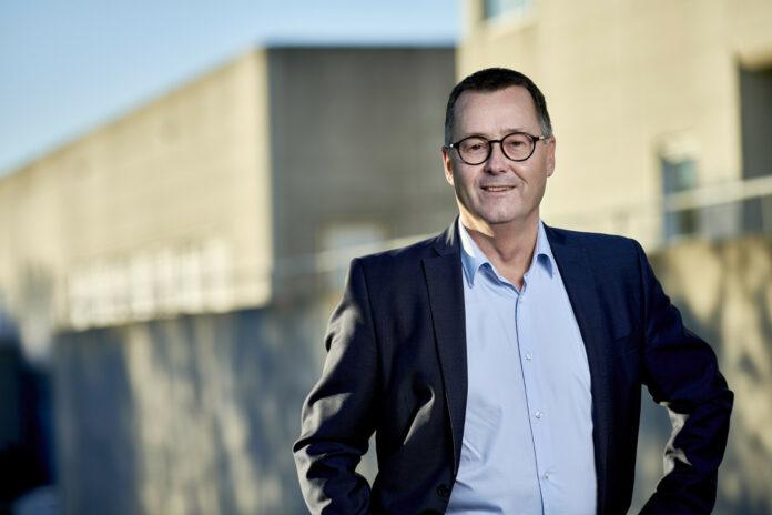 Kim Kruse Hallengreen, regionsdirektør, GK. Foto: PR.