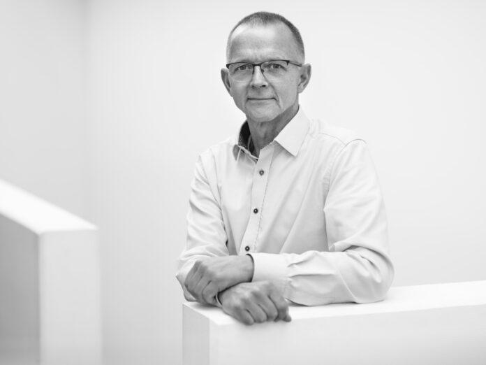 Torben Larsen, administrerende direktør i Give Steel. Foto: PR.