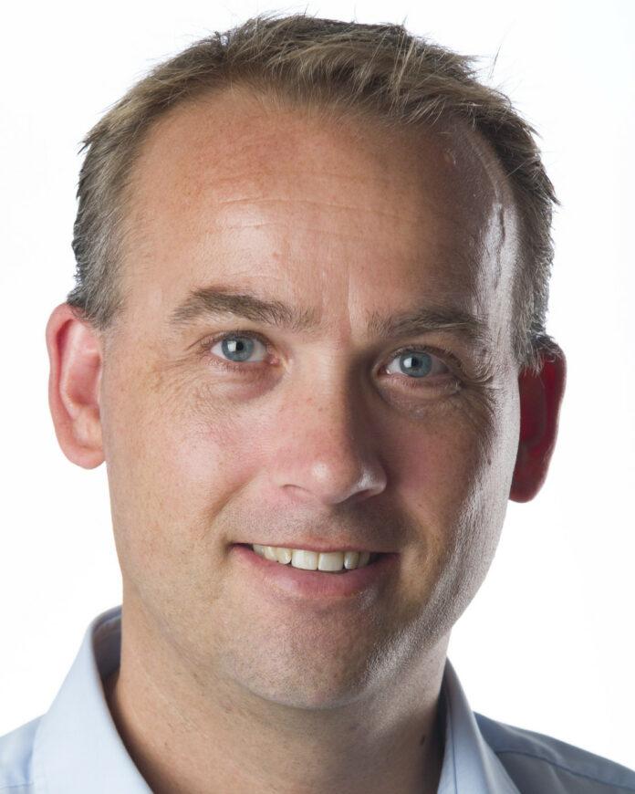 Administrerende direktør i Byggefakta Thomas Bejer-Andersen. Foto: PR.