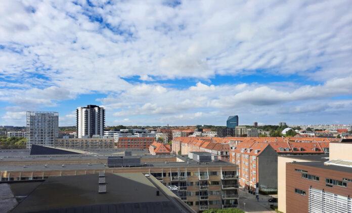 Også i Aarhus er der lav salgstid på ejerlejligheder.