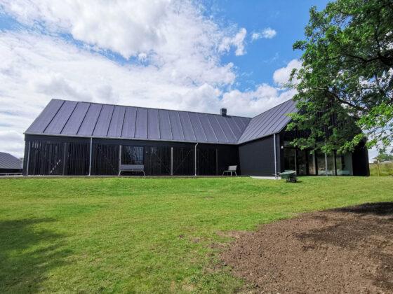Naldtanglejren – nybygget lejrskole ved Alssund. Foto: PR.